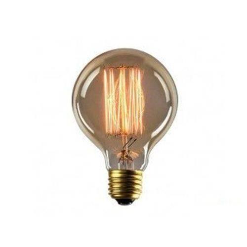 Lâmpada Filamento de Carbono G80 - 110v