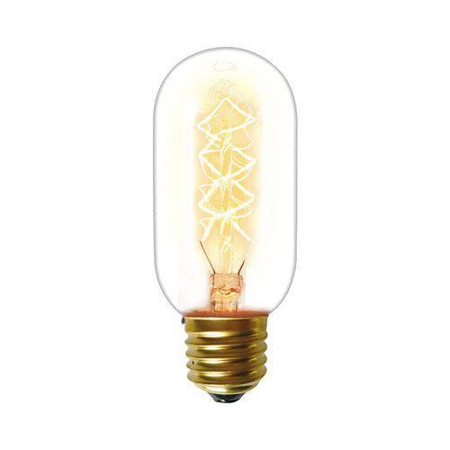 Lâmpada Filamento de Carbono Taschibra T45 40w 220v