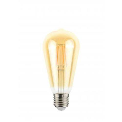 Lâmpada Filamento Led 4,5w/biv (lua Amarela) Mod.st64 Osram