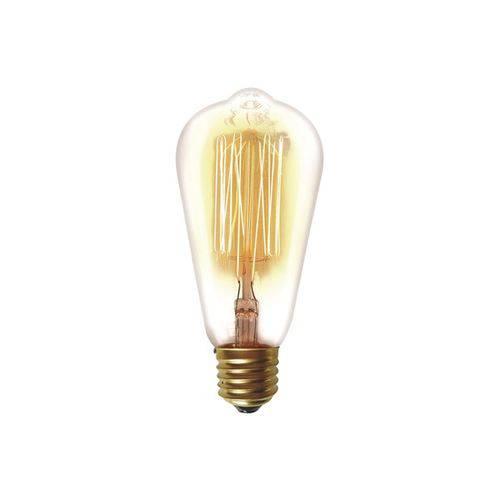 Lâmpada Filamento Oval 40w 220v St64 Taschibra