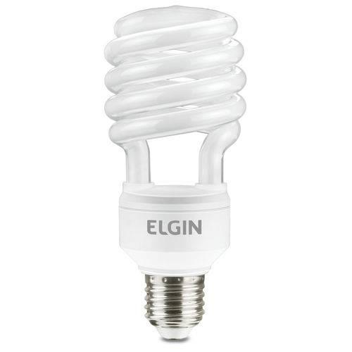 Lâmpada Fluorescente Compacta Espiral 20w 220v 48les20wb004 Elgin