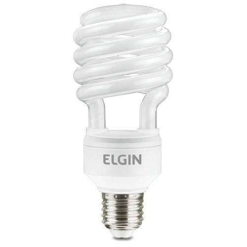 Lâmpada Fluorescente Compacta Espiral 20w 110v 48les20wb003 Elgin