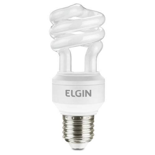 Lâmpada Fluorescente Compacta Espiral 11w 220v 48les11wb004 Elgin