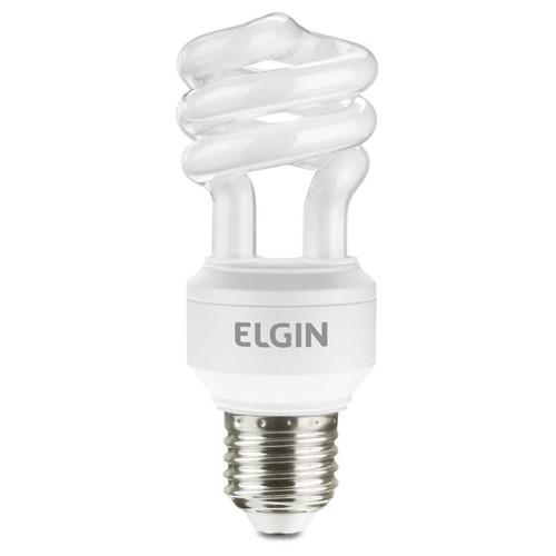 Lâmpada Fluorescente Compacta Espiral 11w 110v 48LES11WB003 Elgin