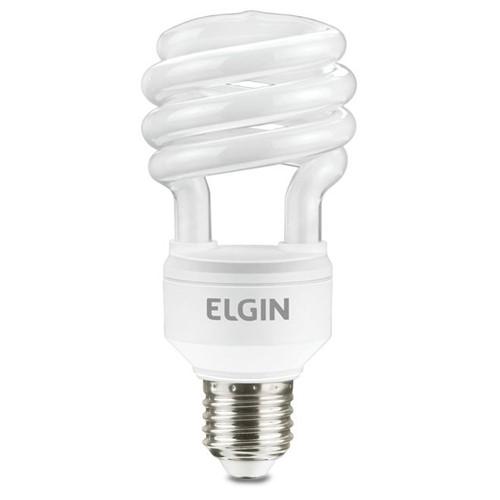 Lâmpada Fluorescente Compacta Espiral 15w 120v 48LES15WB003 Elgin