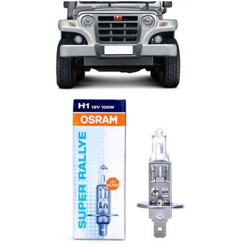 Lampada H1 100w Off Roads Osram