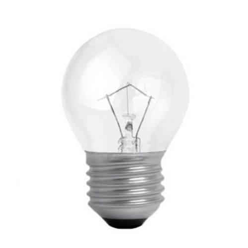 Lâmpada Incandescente Geladeira Clara 40w 110v E27 Osram