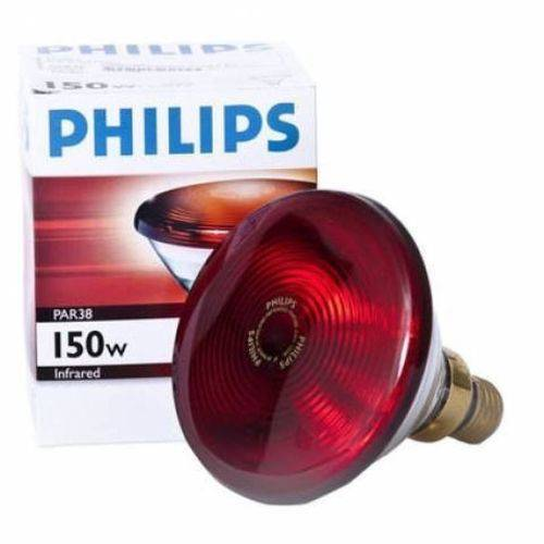 Lâmpada Infravermelho 150w 110v - 127v - Philips