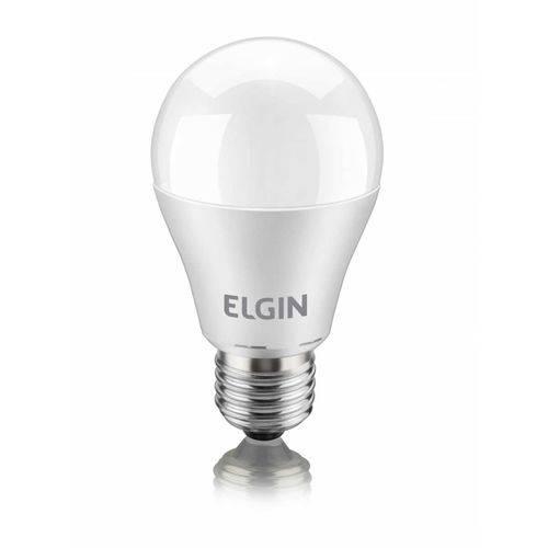 Lampada Led 15w Bulbo A65 6500k Branca Elgin