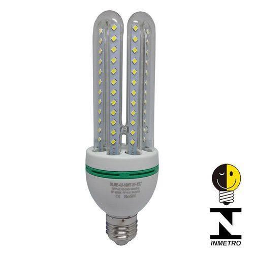 Lâmpada LED 16W Bivolt 90% Mais Econômica