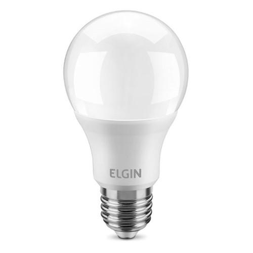 Lâmpada LED Bulbo 7w E27 Bivolt 48LBA07FB000 Elgin