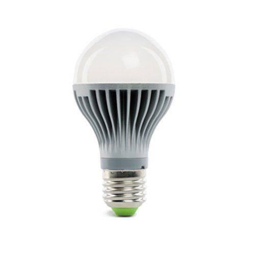 Lampada LED Bulbo 5W Bivolt Branca