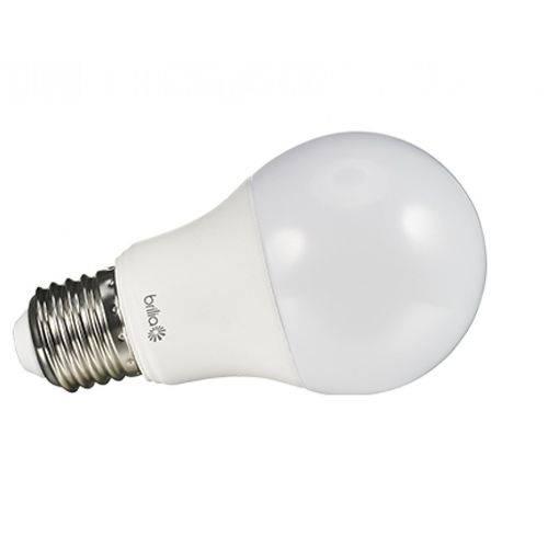 Lâmpada Led Bulbo 7w Branco Frio 6500k Inmetro - Brilia