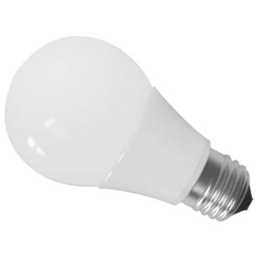 Lâmpada Led Bulbo E27 Branco Quente 7w