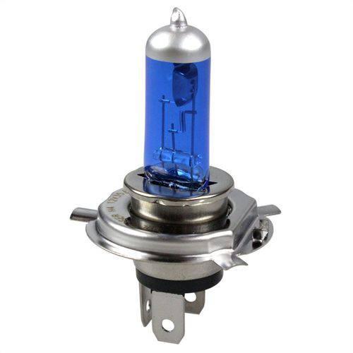 Lampada Multilaser Super Branca H4 55w 12v Par