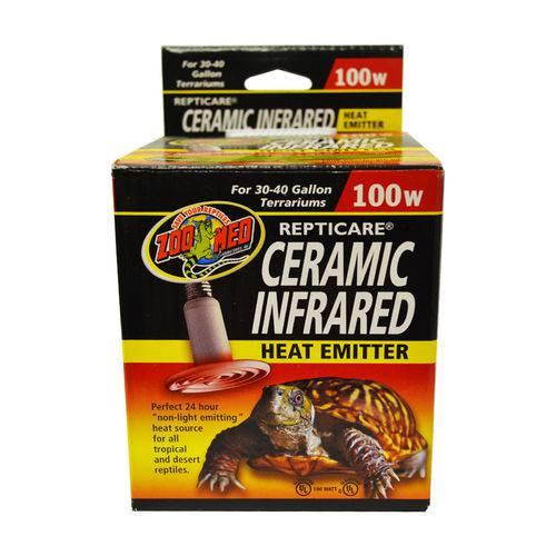 Lâmpada Zoomed Ceramic Infrared 100W