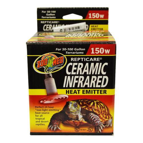 Lâmpada Zoomed Ceramic Infrared 150W