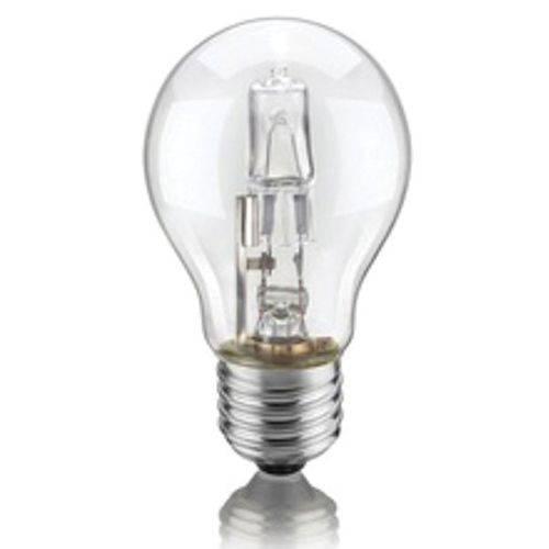 Lampadas Halogenas Eco 72w. Transp.1500hrs.220v. Cx.c/10 Elgin