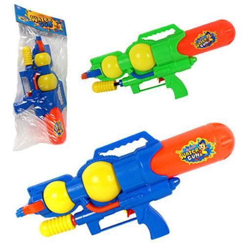 Lança Água Machine Gun 3 Jatos Colors 40cm 7772407