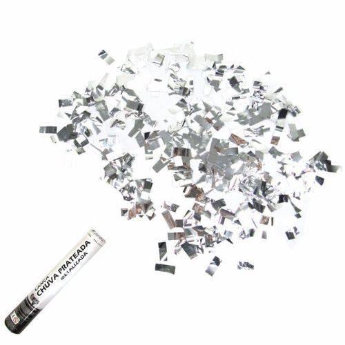 Lança Confete - Chuva de Prata