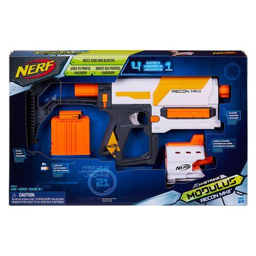 Lança Dardo Nerf Modulus Recon - Hasbro