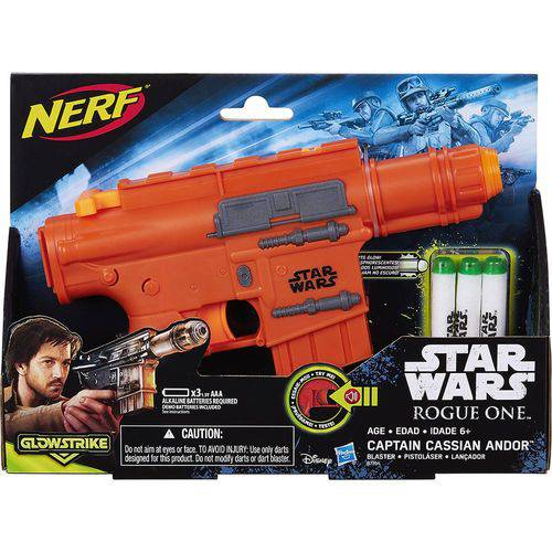 Lança Dardo Star Wars Rogue One Communicator B7764 - Hasbro