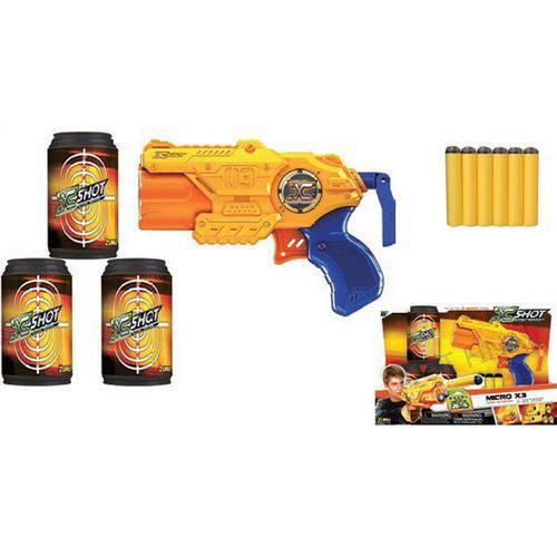 Lança Dardos Candide 3 Disparos - 5512