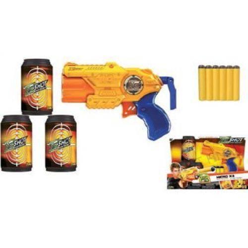 Lanca Dardos Candide 3 Disparos - 5512