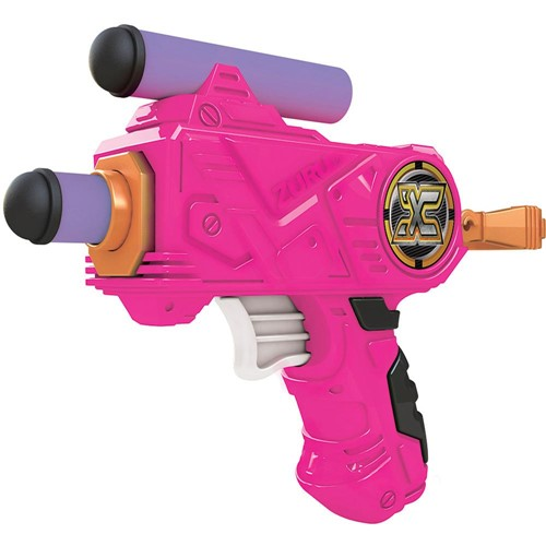 Lanca Dardos X-Shot - Rosa CANDIDE