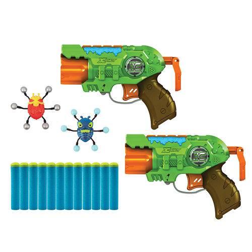 Lançador Bug Attack - Double Predator Tk-3 - Candide