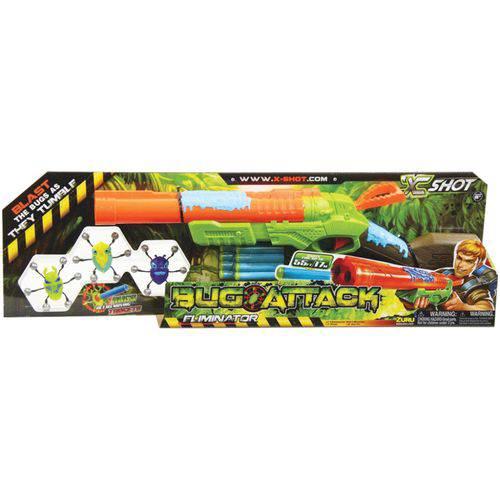 Lancador Bug Attack Eliminator Candide Unidade