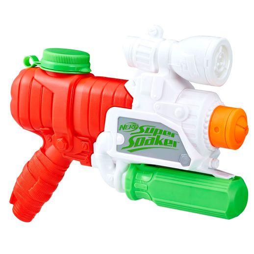 Lançador de Água Nerf Super Soaker Zombie Strike Dreadsight - Hasbro