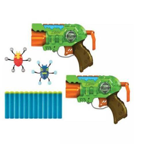Lançador de Dardos Candide Bug Attack Double Predator
