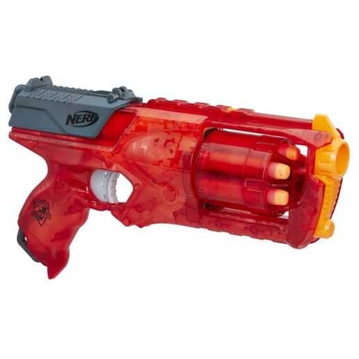 Lançador Nerf Sonic Fire Elite Strongarm - Hasbro