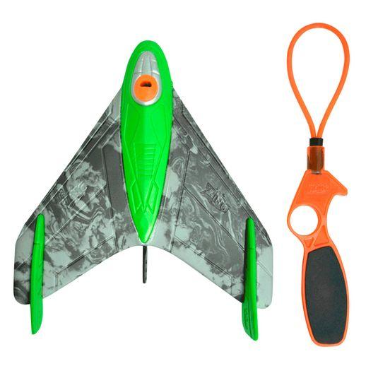 Lançador Sky Gliderz Verde - Fun Divirta-se