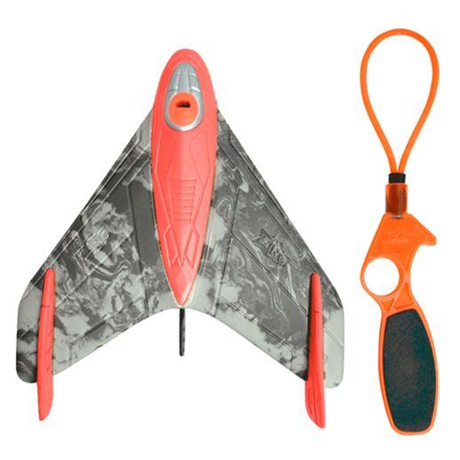 Lançador Sky Gliderz Vermelho - Fun Divirta-se
