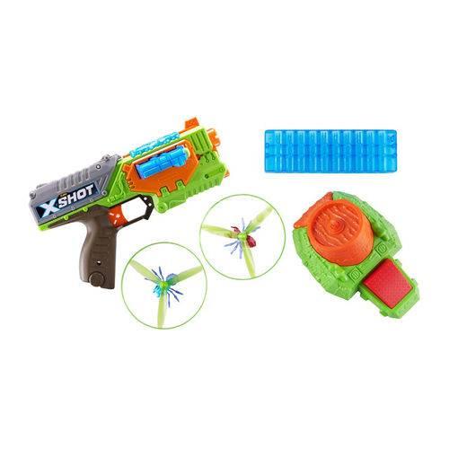 Lançador X-shot Flying Bug Attack - Candide