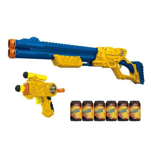 Lançador X-Shot - Micro & Vigilante - Candide