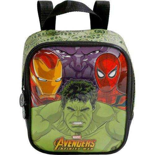 Lancheira Avengers Brawler - 7484 - Xeryus