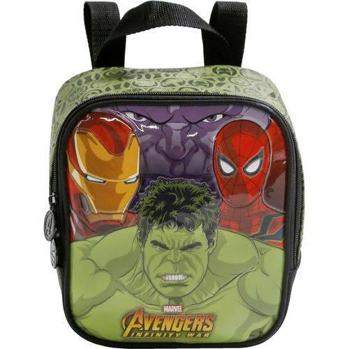 Lancheira Térmica Infantil Avengers - Ref: 7484 - Xeryus