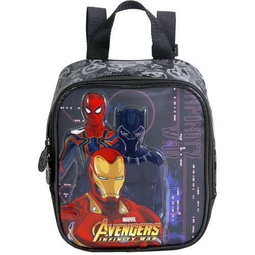 Lancheira Térmica Infantil Avengers - Ref: 7474 - Xeryus