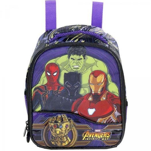Lancheira Avengers Infinity - Roxo 7514 Xeryus