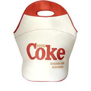 Lancheira Coca-Cola Coke Cinza Retro