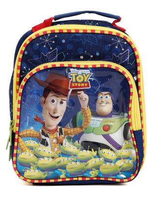Lancheira Disney Toy Story Infantil para Menino - Azul Marinho