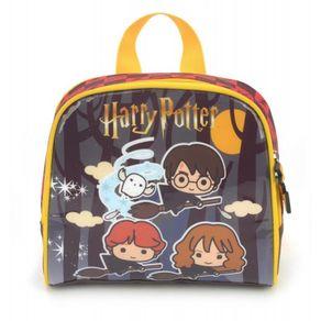 Lancheira Harry Potter Marronm Lancheira Harry Potter Marrom