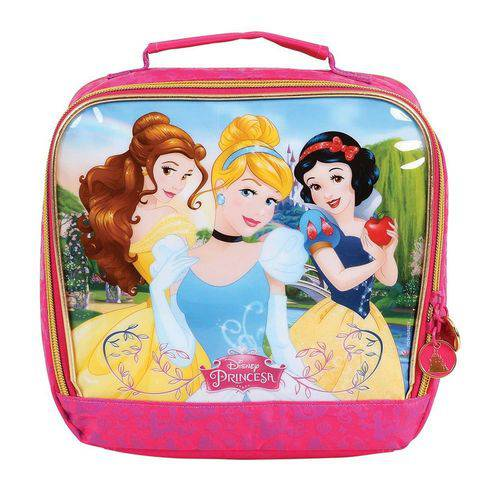 Lancheira Infantil Princesas Dermiwil 37221