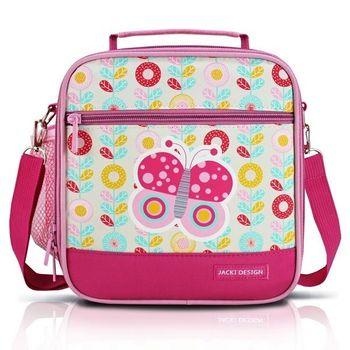 Lancheira Jacki Design Térmica - Borboleta Ahl17388-Pk Pink Unico