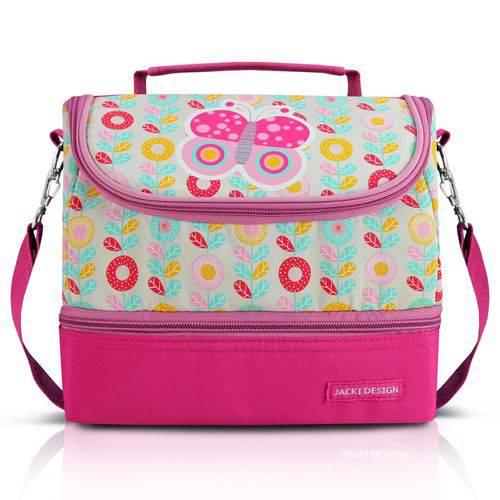 Lancheira Jacki Design Térmica Pink