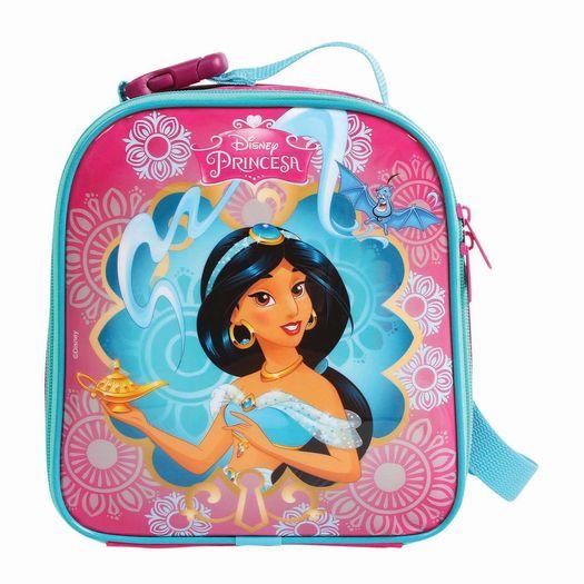 Lancheira - Jasmine Princesa - Rosa 51984 Dermiwil