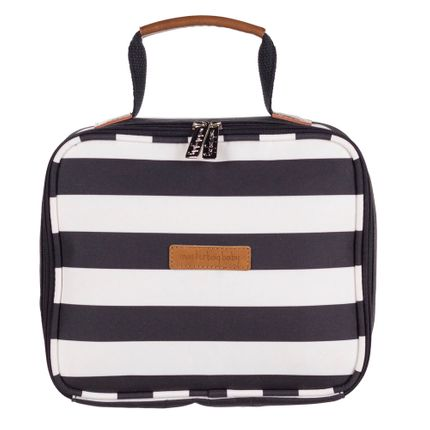 Lancheira Kids Brooklyn - Preto - Masterbag